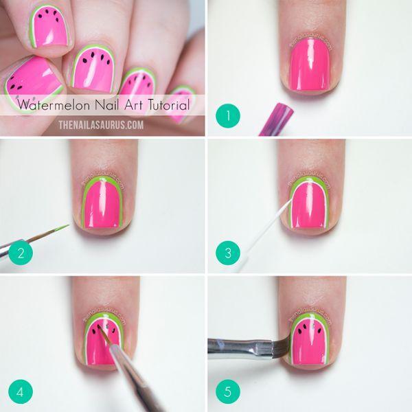 Las mejores ideas para decorar tus uñas este verano