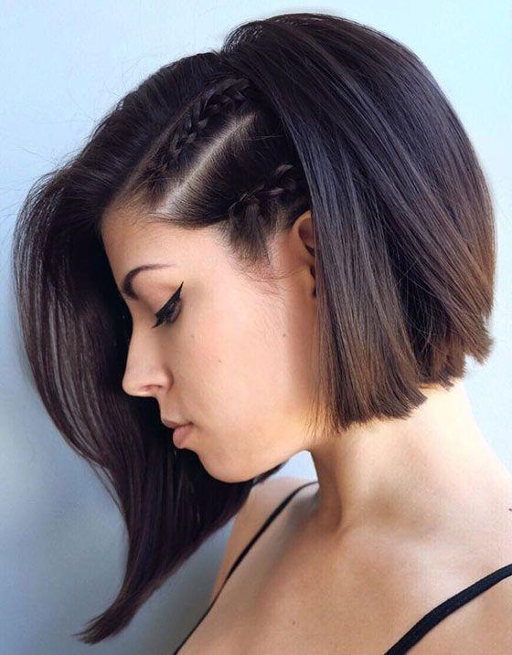 100 Peinados Sencillos Para Mujeres Y Chicas Ocupadas - Peinados-faciles-de-hacer-para-pelo-corto