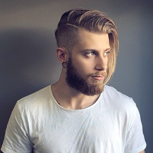 Los peinados mas modernos de hombres