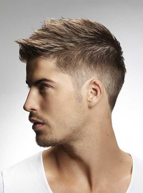 60 Ideas De Peinados De Hombres Modernos En Imagenes - Peinados-modernos-para-hombres