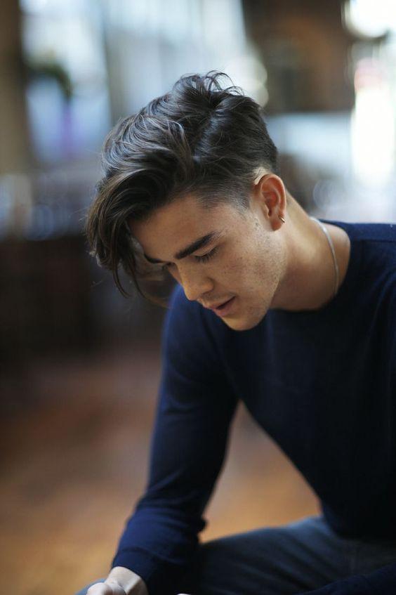 60 Ideas De Peinados De Hombres Modernos En Imagenes