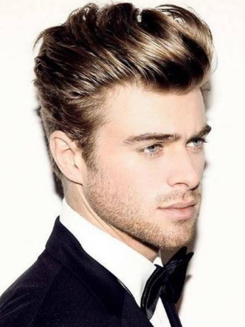60 Ideas De Peinados De Hombres Modernos En Imágenes