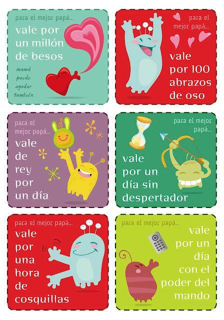 Feliz d a del padre ideas en tarjetas mensajes regalos - Ideas para regalar a un padre ...