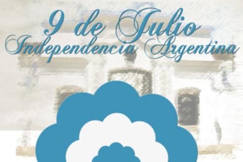45 Ideas Para El 9 De Julio Invitaciones Y Tarjetas De La
