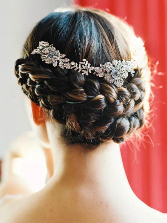 Peinados Recogidos Elegantes Ideas Para Bodas