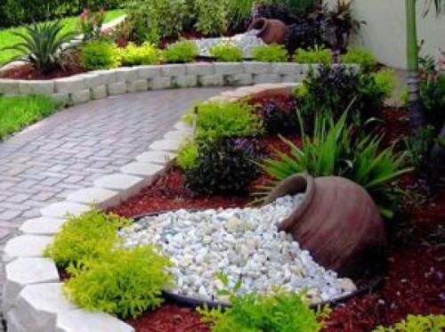 45 Ideas De Jardines Con Rocallas En Imagenes