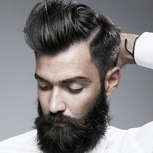 Cortes de cabello para hombre estilo largo