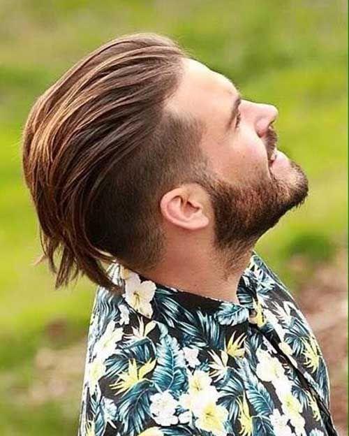 original corte de cabello de hombre - Cortes De Pelo Largo Hombre