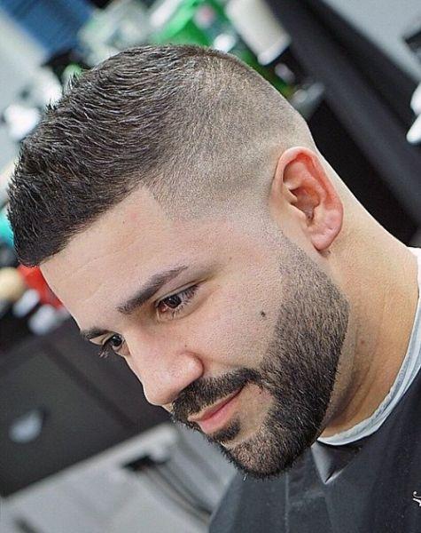 Fotos de cortes de cabello cortos para hombres 80