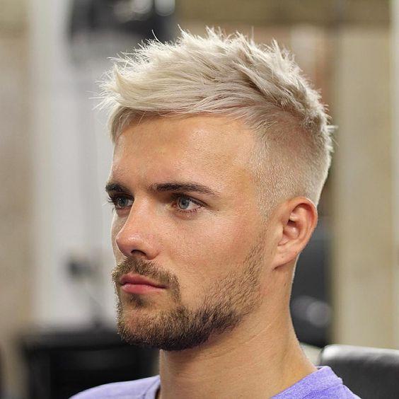 Corte de pelo con lineas hombres
