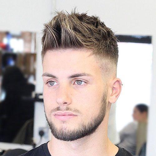 Cortes de cabello para hombre imgenes y tendencias 2018