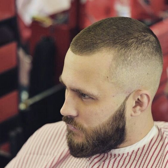 Corte pelo rapado hombre 2018