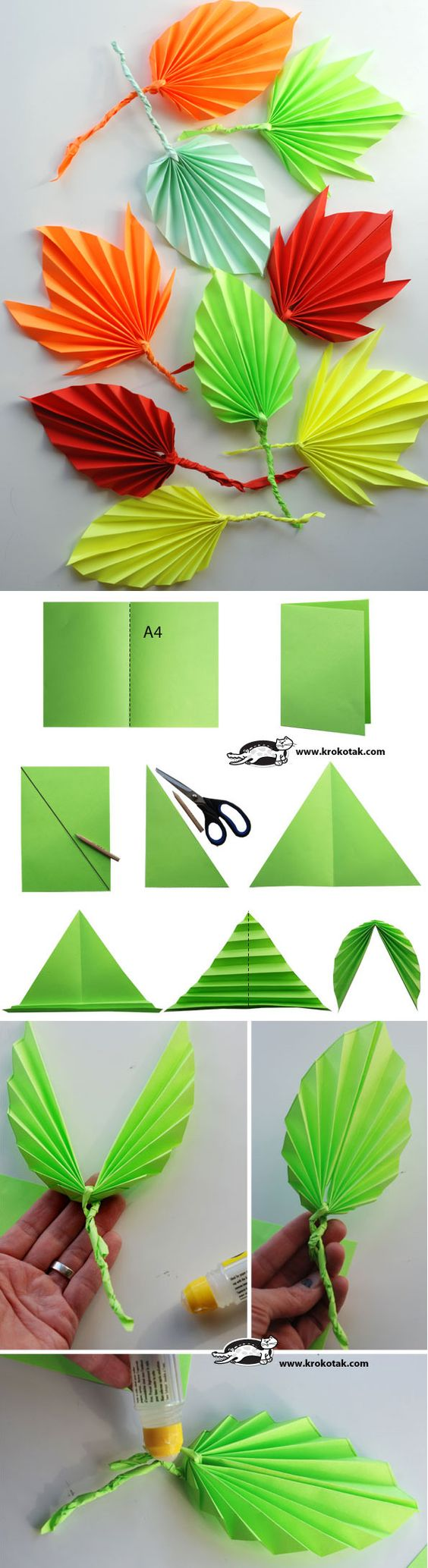 Manualidades De Papel Para Ninos Ideas Faciles