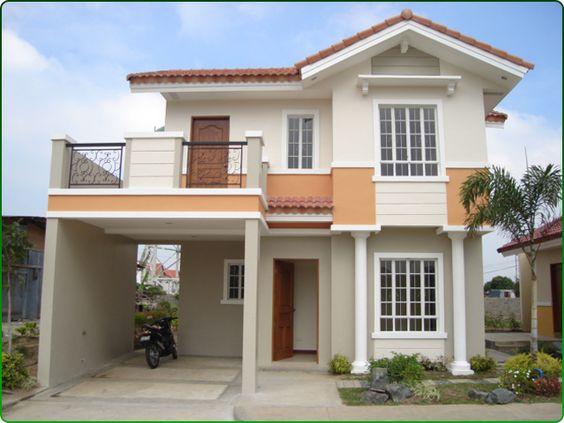 Fachadas de casas im genes ideas y dise os modernos for Ideas para fachadas de casas