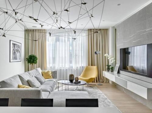Ideas para decoración de ambientes modernos 2019