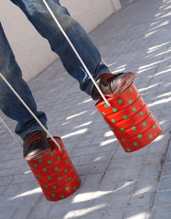 Niños Juguetes Materiales Ideas Reciclados Hacer Para Con IDH9eE2YW