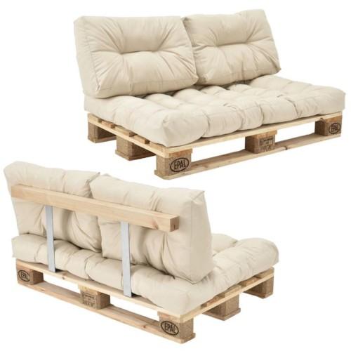 Muebles reciclados de madera con palets ideas con dise os for Muebles reciclados de diseno