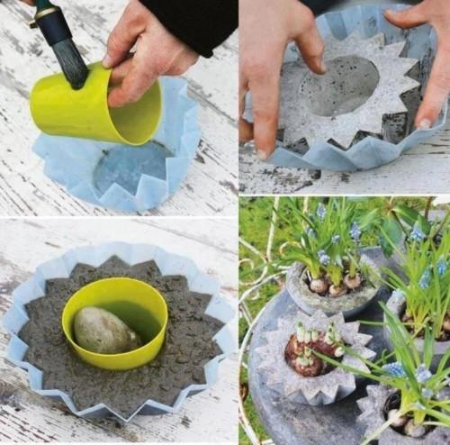 Macetas recicladas decoraci n ideas y dise os for Ideas recicladas