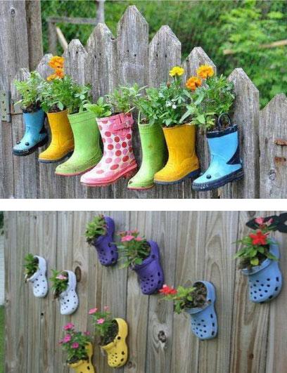 Macetas recicladas decoraci n ideas y dise os for Macetas miniatura
