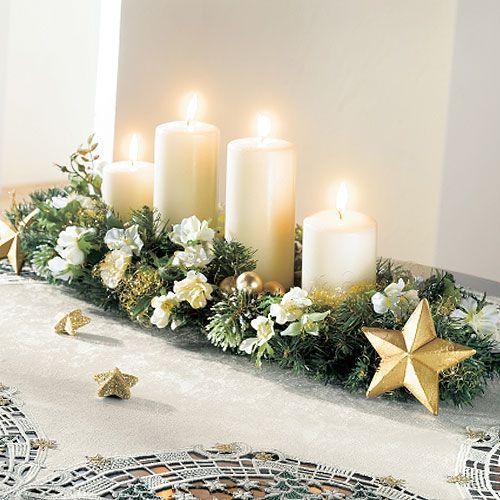 Ideas De Decoracion Para Navidad 2018 - Centros-de-navidad