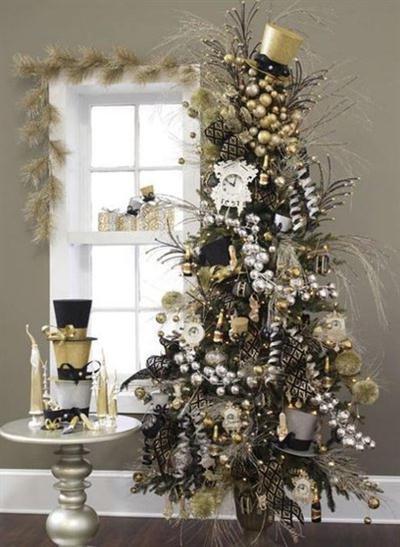 Ideas de decoraci n para navidad 2018 for Decoracion de navidad 2017