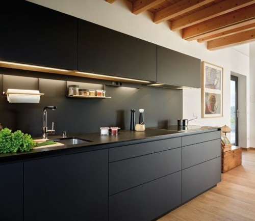 cocinas modernas pequeas - Cocinas Modernas Pequeas