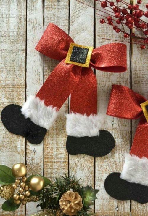 Ideas Baratas Decorar Navidad