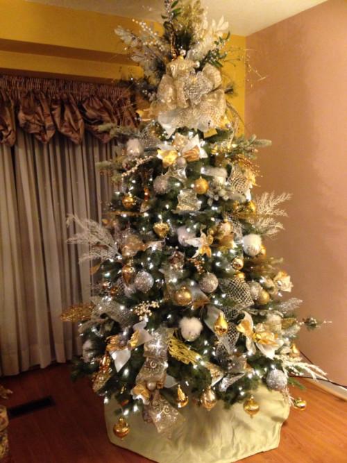 Decorar El Arbol De Navidad 2019.Arreglos Navidenos Tendencias 2019 2020