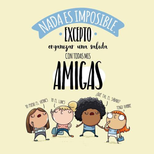 90 Imágenes Con Frases Para Amigas Y Amigos Cortas Y Geniales