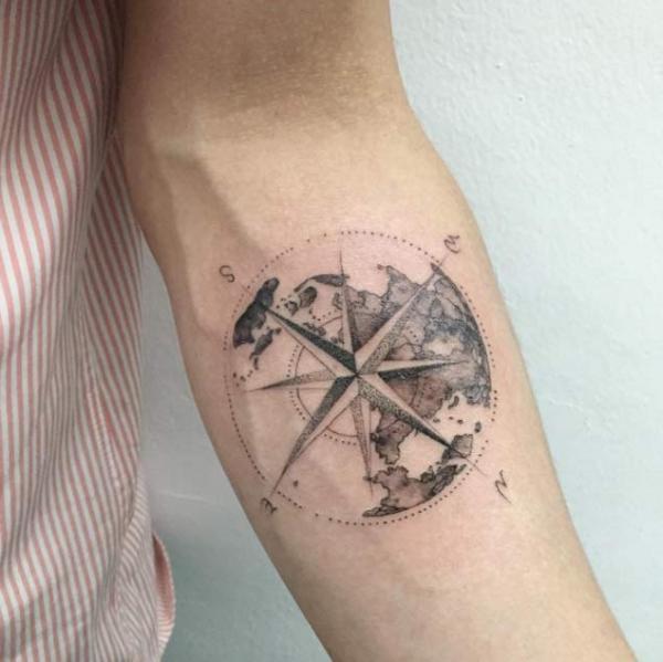 Tatuajes Simbólicos Con Gran Significado 50 Imágenes Y Significados