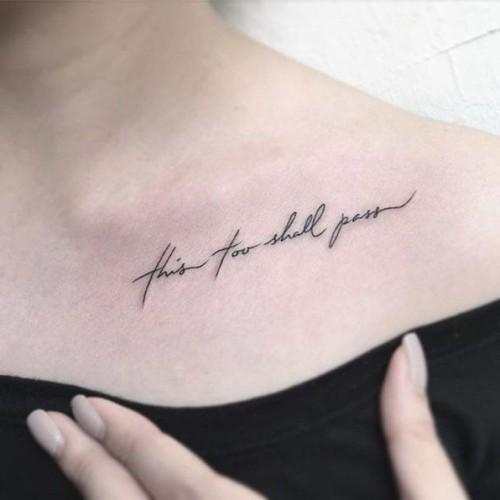 Frases Para Tatuajes Las Mejores Frases Para Tatuarse