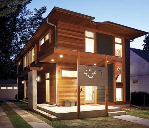 Fachadas De Casas Peque 241 As Y Modernas Que Te Inspiraran