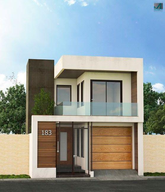 Fachadas De Casas Pequeñas Y Modernas Que Te Inspiraran