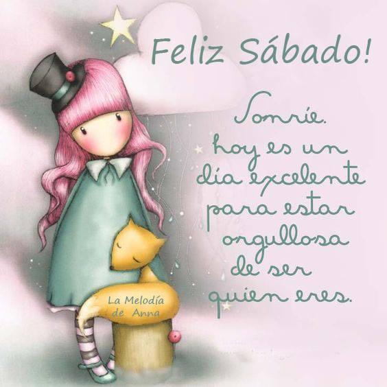 Imagenes De Bonito Y Feliz Sabado Tarjetas Gifs Y Frases Gratis