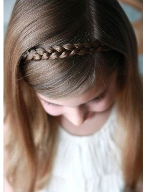 Peinados Para Ninas Muy Faciles Sencillos Y Bonitos