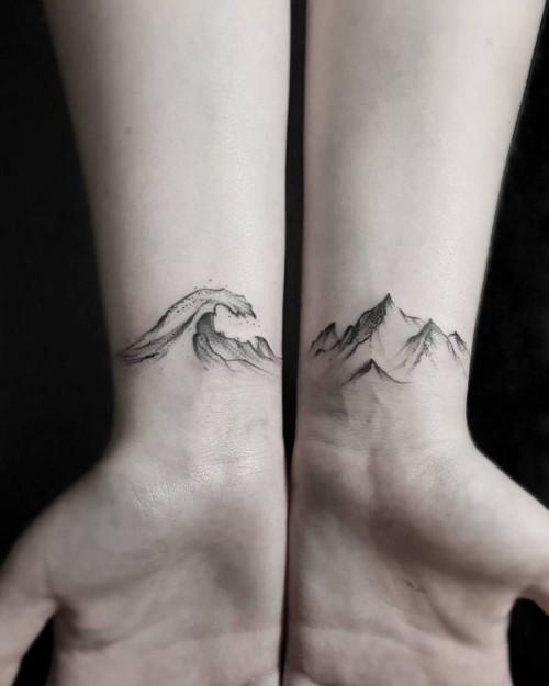 Los Mejores Tatuajes Pequenos Para Mujeres Y Hombres