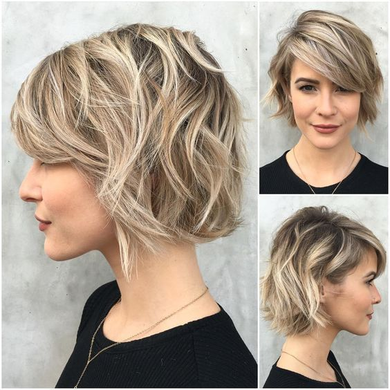 Peinados mujer tendencia 2019