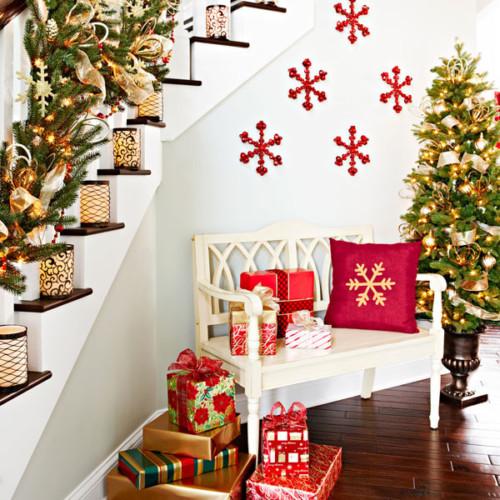 Ideas en decoraci n de navidad 2018 adornos fotos y tendencias - Ideas decoracion navidad ...