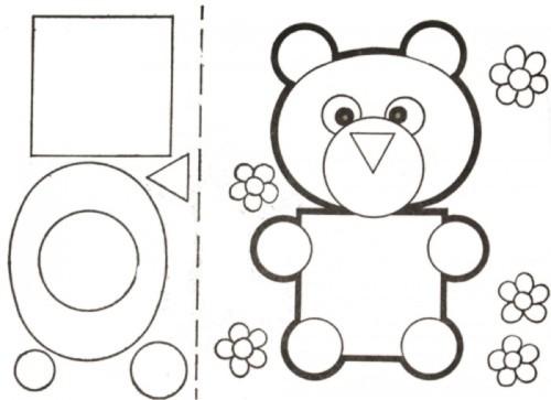 Formas Y Figuras Geométricas En Imágenes Dibujos Y Fotos Para Niños