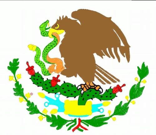 Imágenes Del Escudo De México Bandera Dibujos Tatuajes Wallpapers
