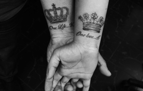40 Ideas De Tatuajes De Amor Para Parejas Muy Enamoradas