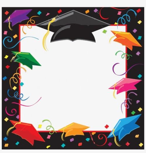 Invitaciones De Graduación Gratis Para Imprimir Y